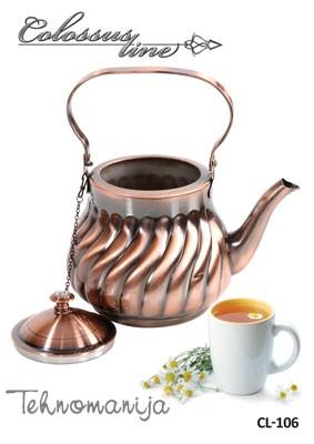 COLOSSUS čajnik sa poklopcem CL 106