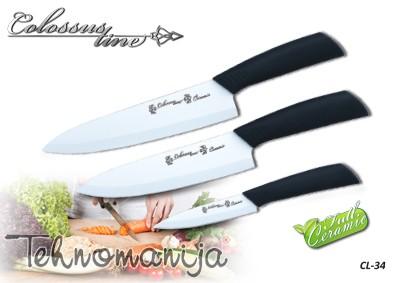 COLOSSUS set kuhinjskih noževa CL 34