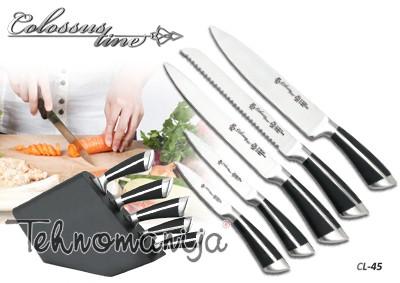 COLOSSUS Set kuhinjskih noževa CL 45