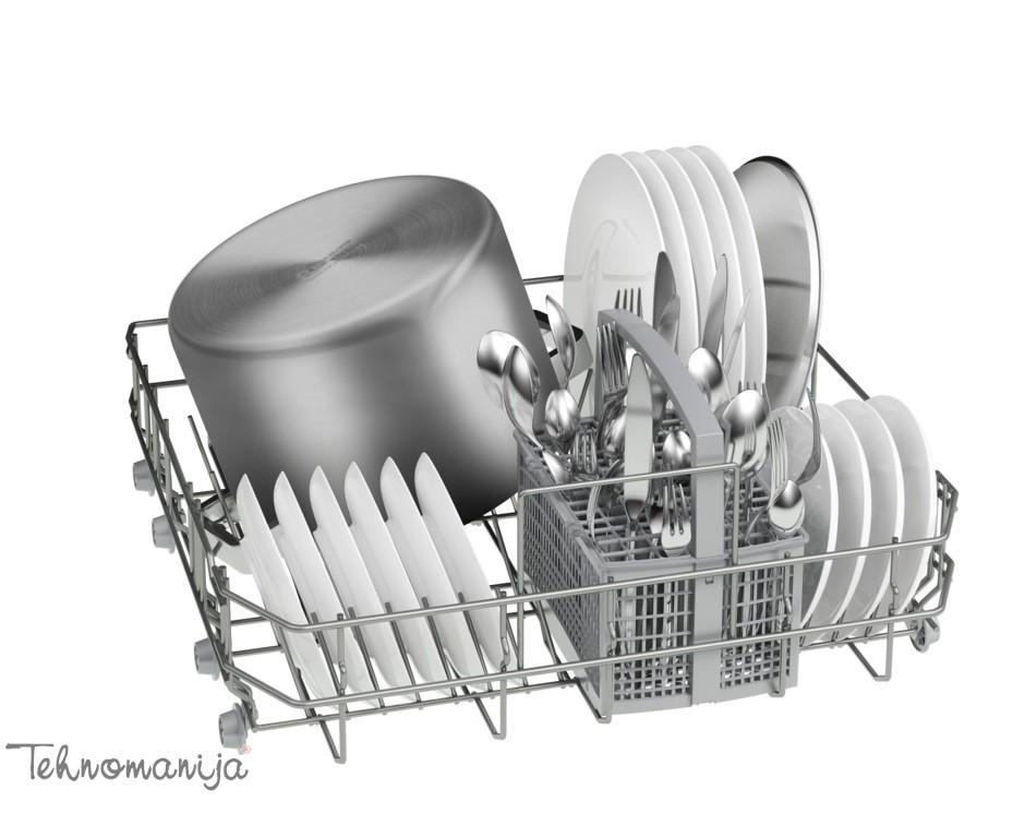 BOSCH Mašina za pranje sudova SMV 25AX01E, Ugradna
