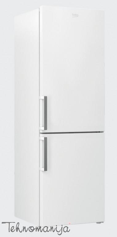 BEKO Kombinovani frižider RCSA 330 K21 W, Samootapajući
