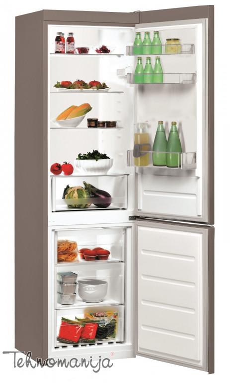 WHIRLPOOL Kombinovani frižider BLF 8001 OX, Less Frost