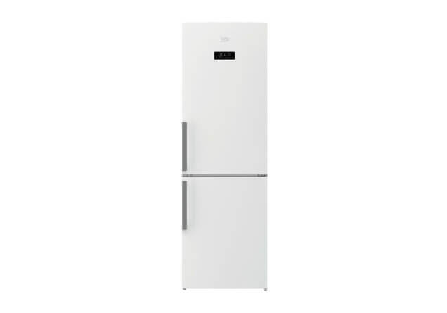 BEKO Kombinovani frižider RCNA 320 E21 W, No Frost