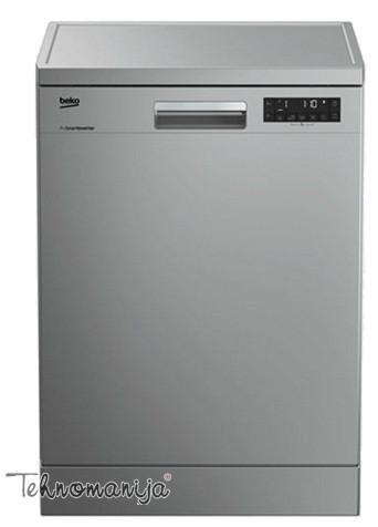 BEKO Mašina za pranje sudova DFN 28422 S, Samostojeća