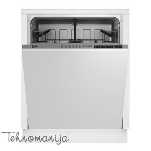 BEKO Mašina za pranje sudova DIN 15310, Ugradna