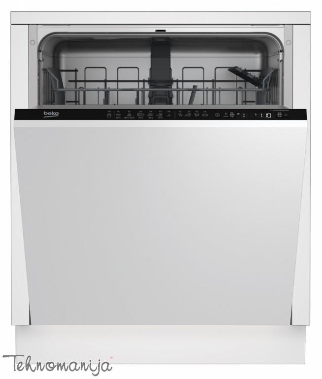 BEKO Mašina za pranje sudova DIN 26421, Ugradna