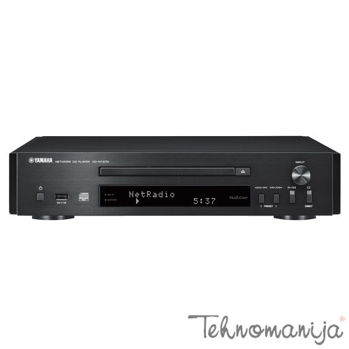 YAMAHA Player CD NT670 BLACK
