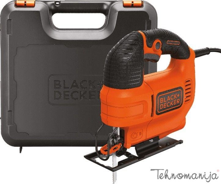 BLACK & DECKER ubodna testera KS701EK