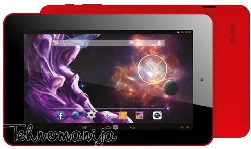 """eSTAR Tablet računar BEAUTY RED, 7"""", 512 MB, 8 GB"""