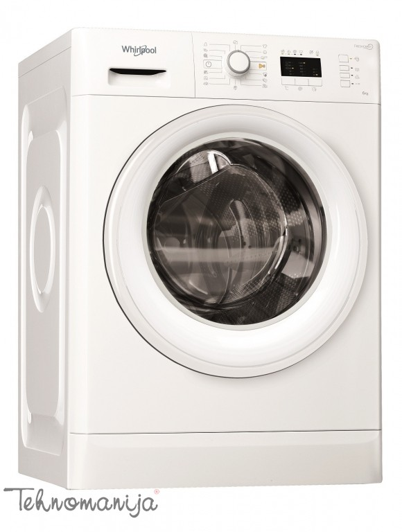 WHIRLPOOL Mašina za pranje veša FWL71252W