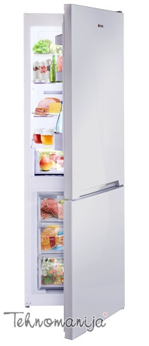 VOX Kombinovani frižider NF 3730W, No Frost