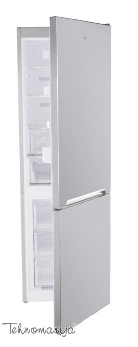 VOX Kombinovani frižider NF 3730IX, No Frost