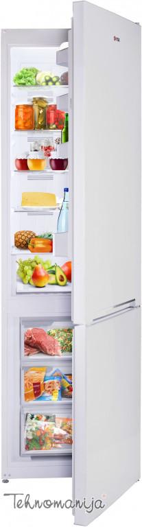 VOX Kombinovani frižider NF 3830W, No Frost