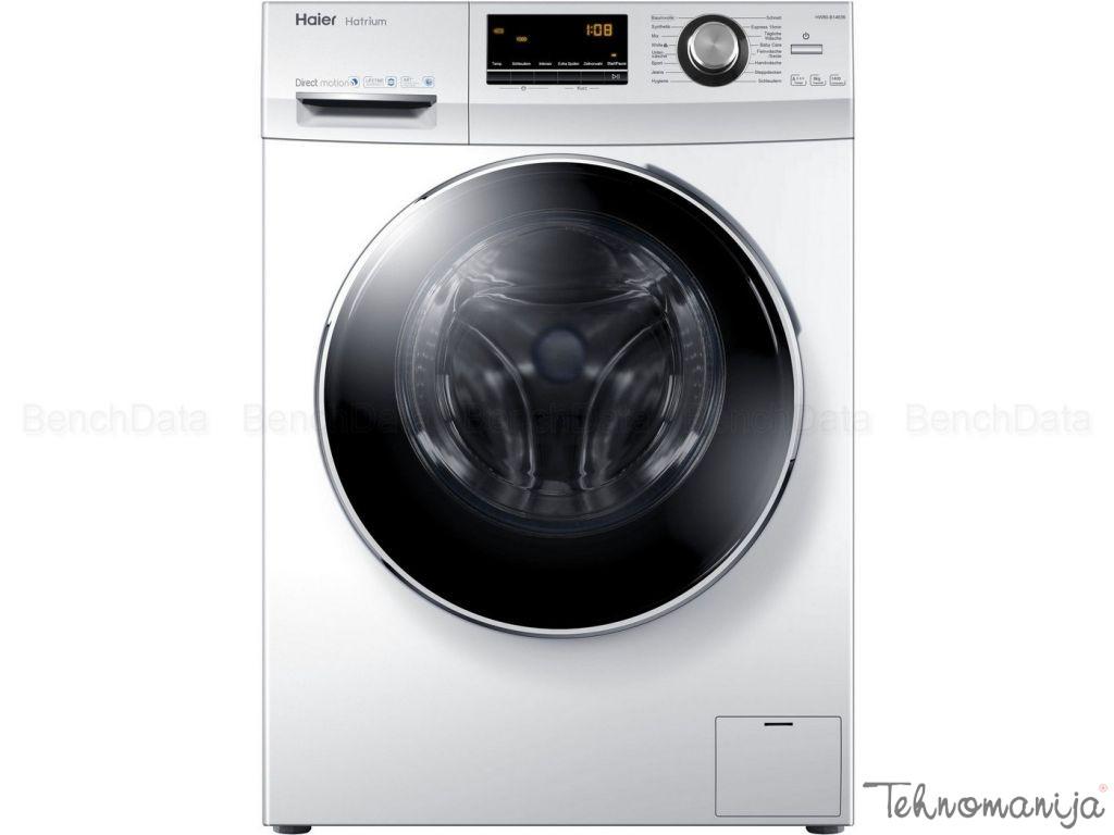 HAIER Mašina za pranje veša HW80B14636