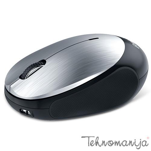 GENIUS Bežični miš NX-9000 BT SREBRNI