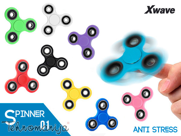 X WAVE SPINNER 01
