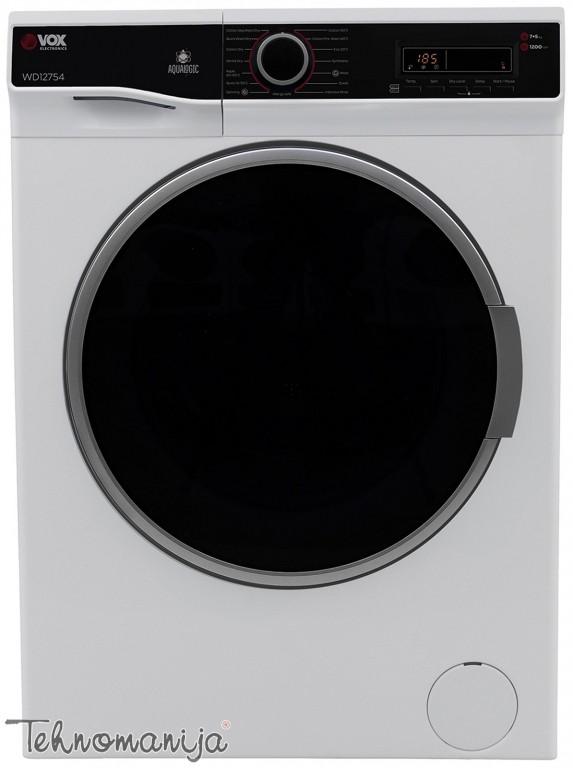 VOX Mašina za pranje i sušenje veša WD 12754