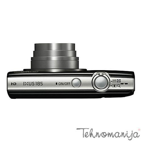 CANON Kompaktni fotoaparat IXUS 185 BK