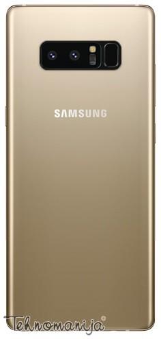 SAMSUNG mobilni telefon NOTE 8 ZLATNA DS