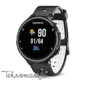 GARMIN GPS sat za trčanje FORERUNNER 230 HRM BLACK&WHITE