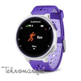 GARMIN sat za trčanje FORERUNNER 230 HRM WHITE&PURPLE