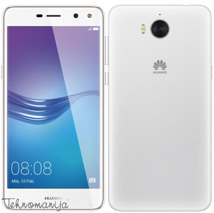HUAWEI Mobilni telefon Y6 2017 WHITE DS, 2 GB, 13 Mpix