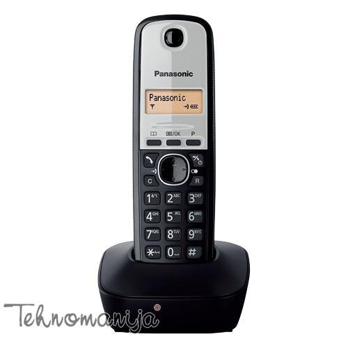 PANASONIC Bežični telefon TG1911FXG CRNA