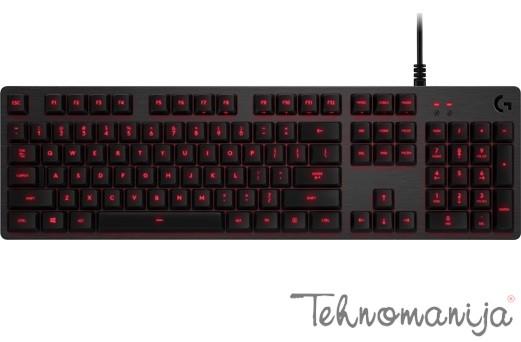 LOGITECH Tastatura G413 CARBON US