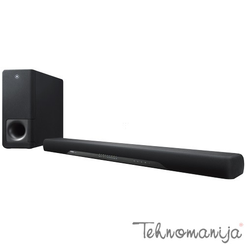 YAMAHA Soundbar YAS 207 BLACK