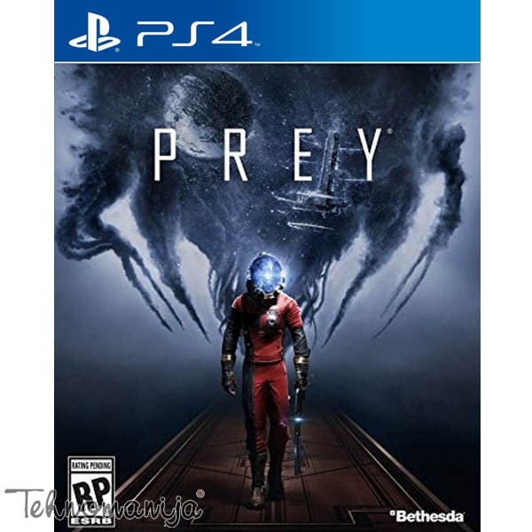 BETHESDA igra PS4 PREY 2017