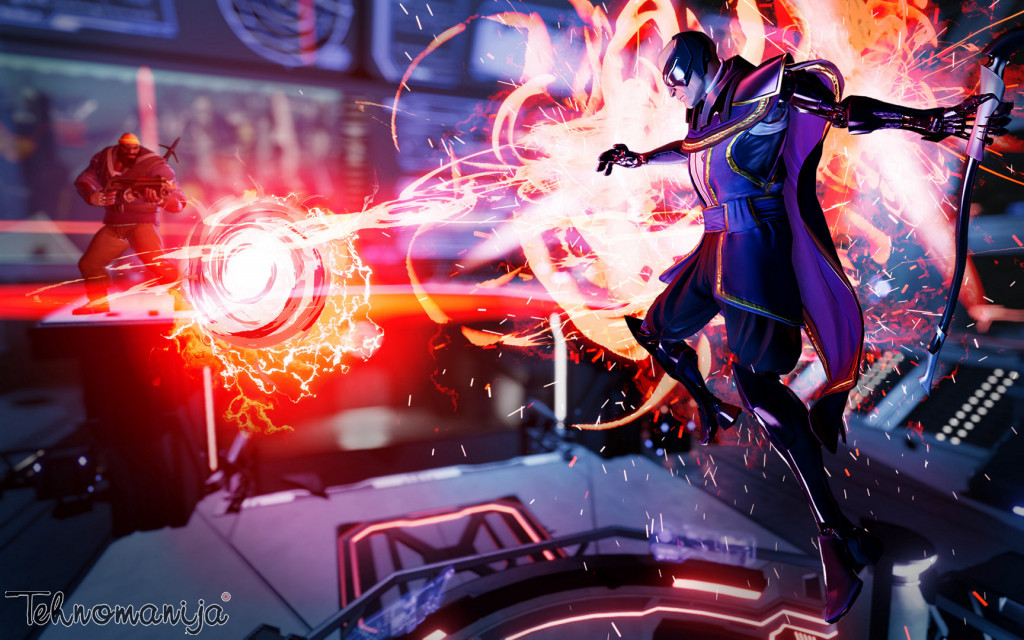 DEEP SILVER igra PS4 AGENTS OF MAYHEM
