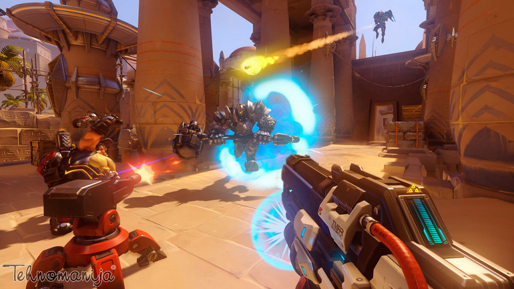 ACTIVISION BLIZZARD igra PS4 OVERWATCH GOTY