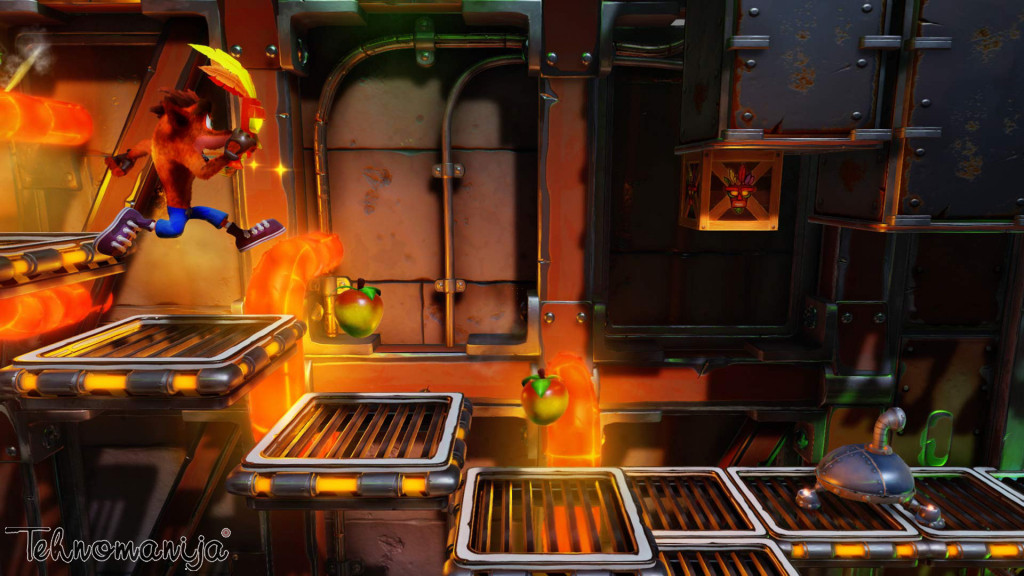 ACTIVISION igra PS4 CRASH BANDICOOT N. SANE TRILOGY