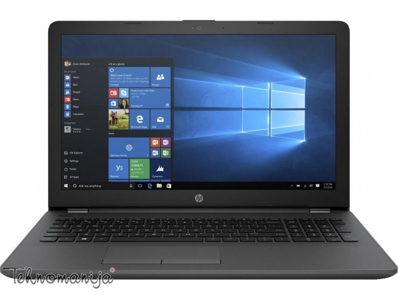 "HP laptop 250 G6 1WY38EA 15.6"", 4GB, 500GB, FreeDOS"