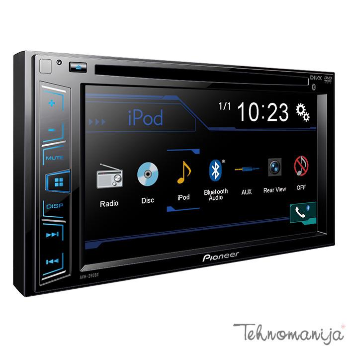 PIONEER Autoradio MVH-AV290BT