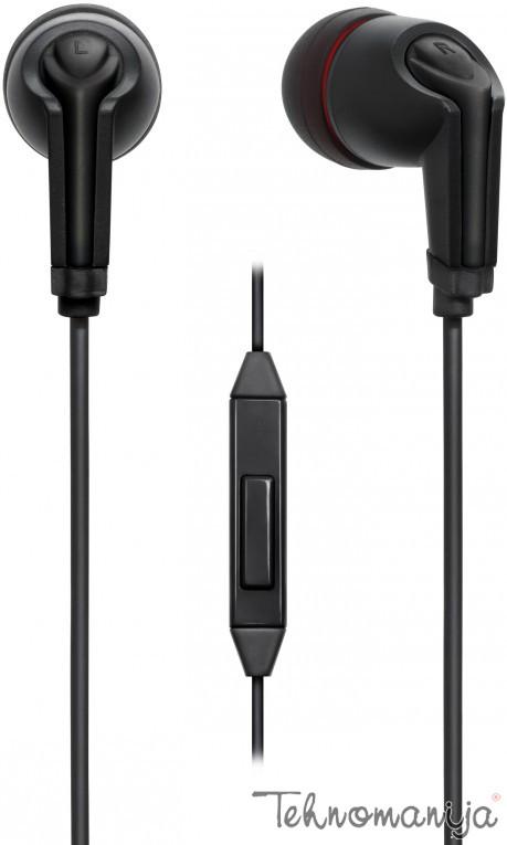 PIONEER Slušalice SE-CL101-K BLACK