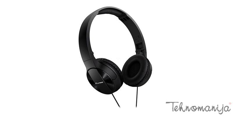 PIONEER Slušalice SE-MJ503-K BLACK