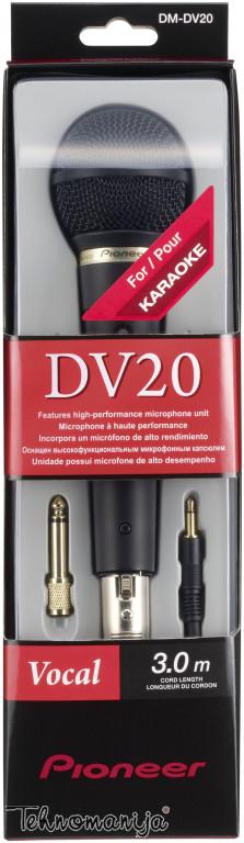 PIONEER Mikrofon DM-DV20