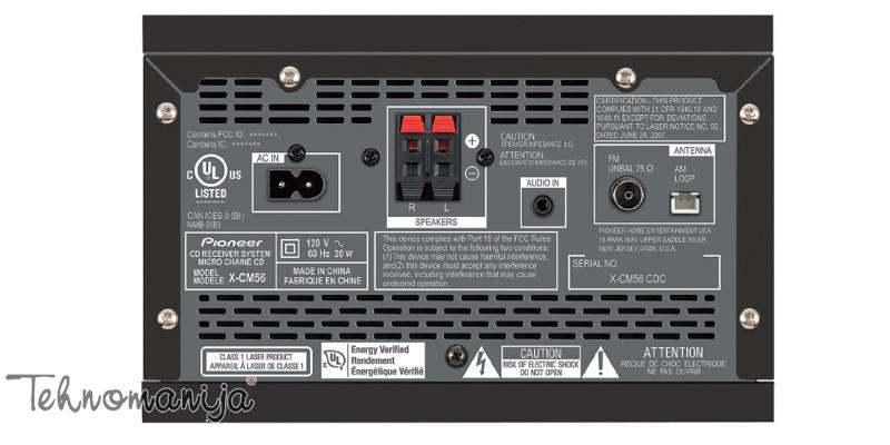 PIONEER Mini linija X-CM56-B
