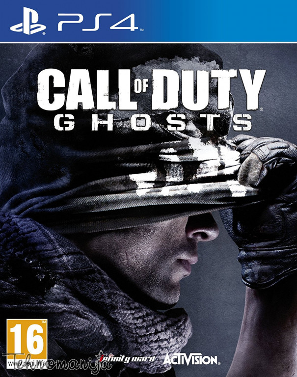 PS4 Igra CALL OF DUTY GHOSTS, ACTIVISION