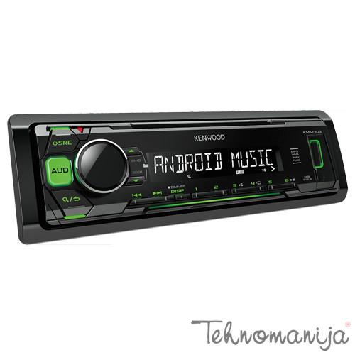 KENWOOD autoradio KMM-103GY