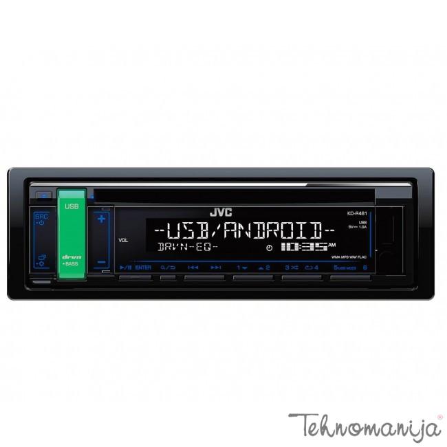 JVC autoradio KD-R481