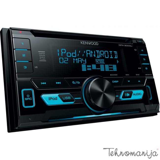 KENWOOD autoradio DPX-3000U