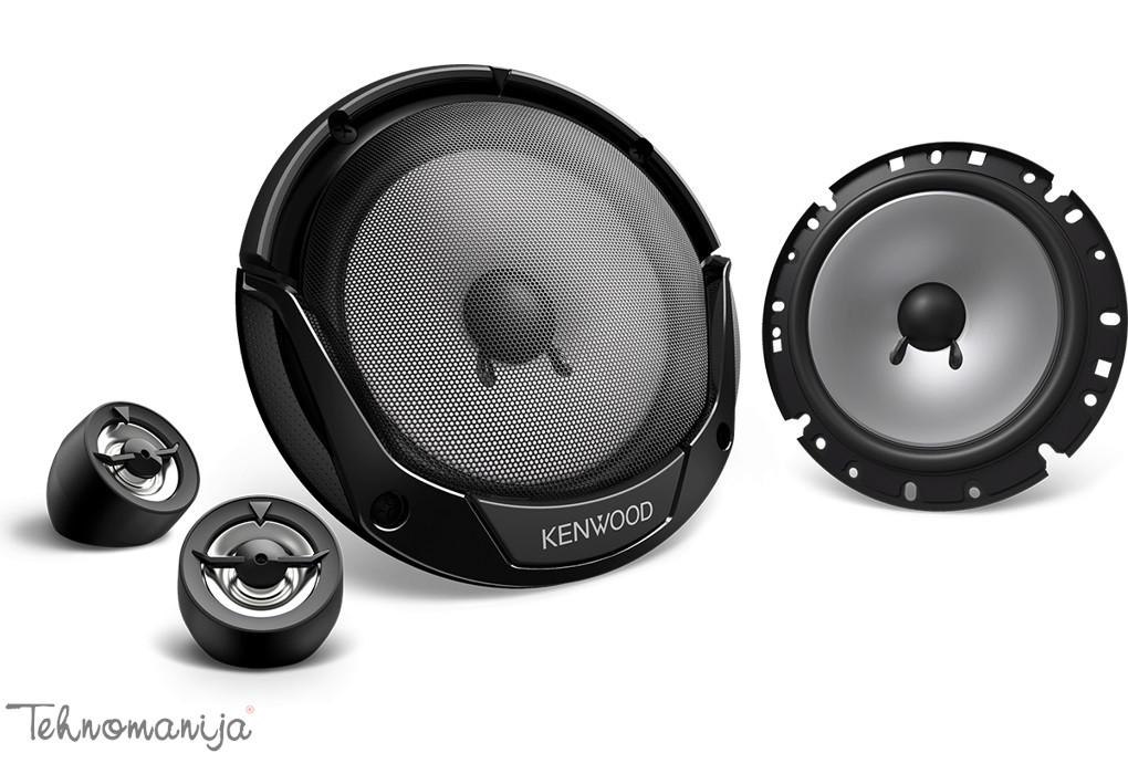 KENWOOD Zvučnici za kola KFC-E170P