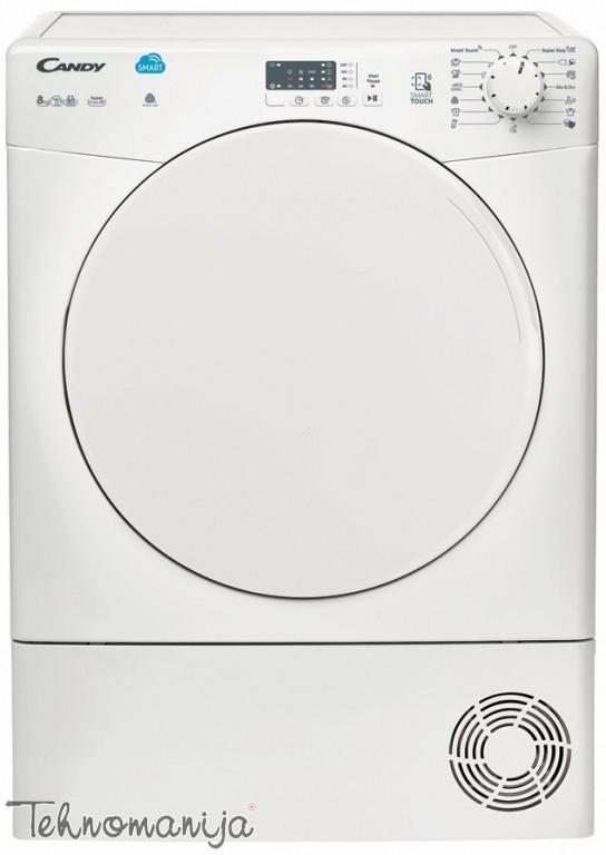 CANDY Mašina za sušenje veša CS C8LF-S, Kondenzatorska