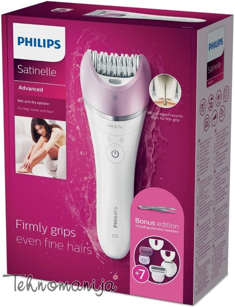 PHILIPS Epilator BRE631/00