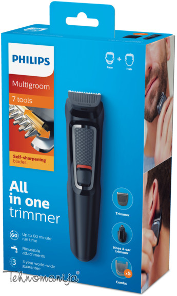 PHILIPS trimer MG3720/15
