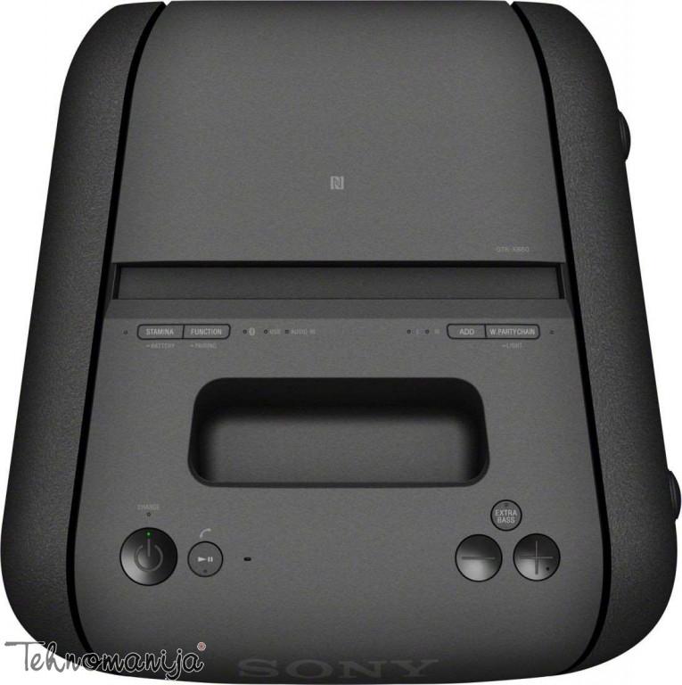 SONY Mini linija GTKXB60B.CEL BLACK