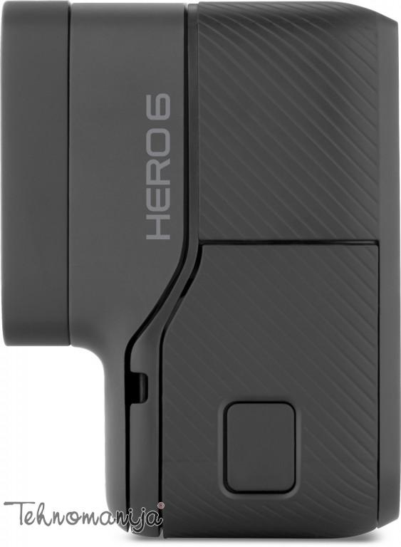 GOPRO kamera CHDHX 601 FW HERO6 BLACK
