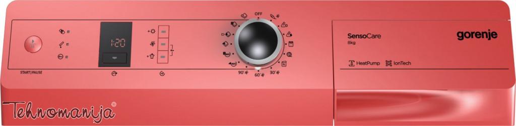 GORENJE Mašina za sušenje veša D 8565 NR, Toplotna pumpa